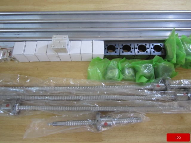 iD2CNC-Ballscrew&RodRail&Support (3)