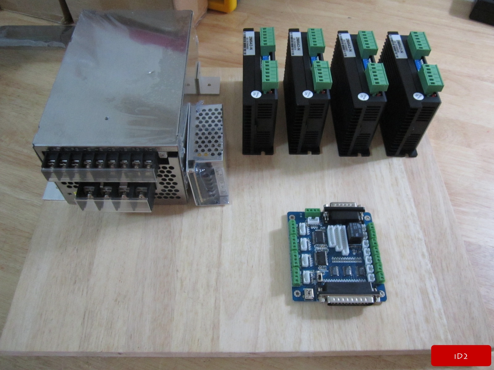 cnc electronics wiring id2cnc rh id2cnc com Wiring Schematics CNC Control Wiring