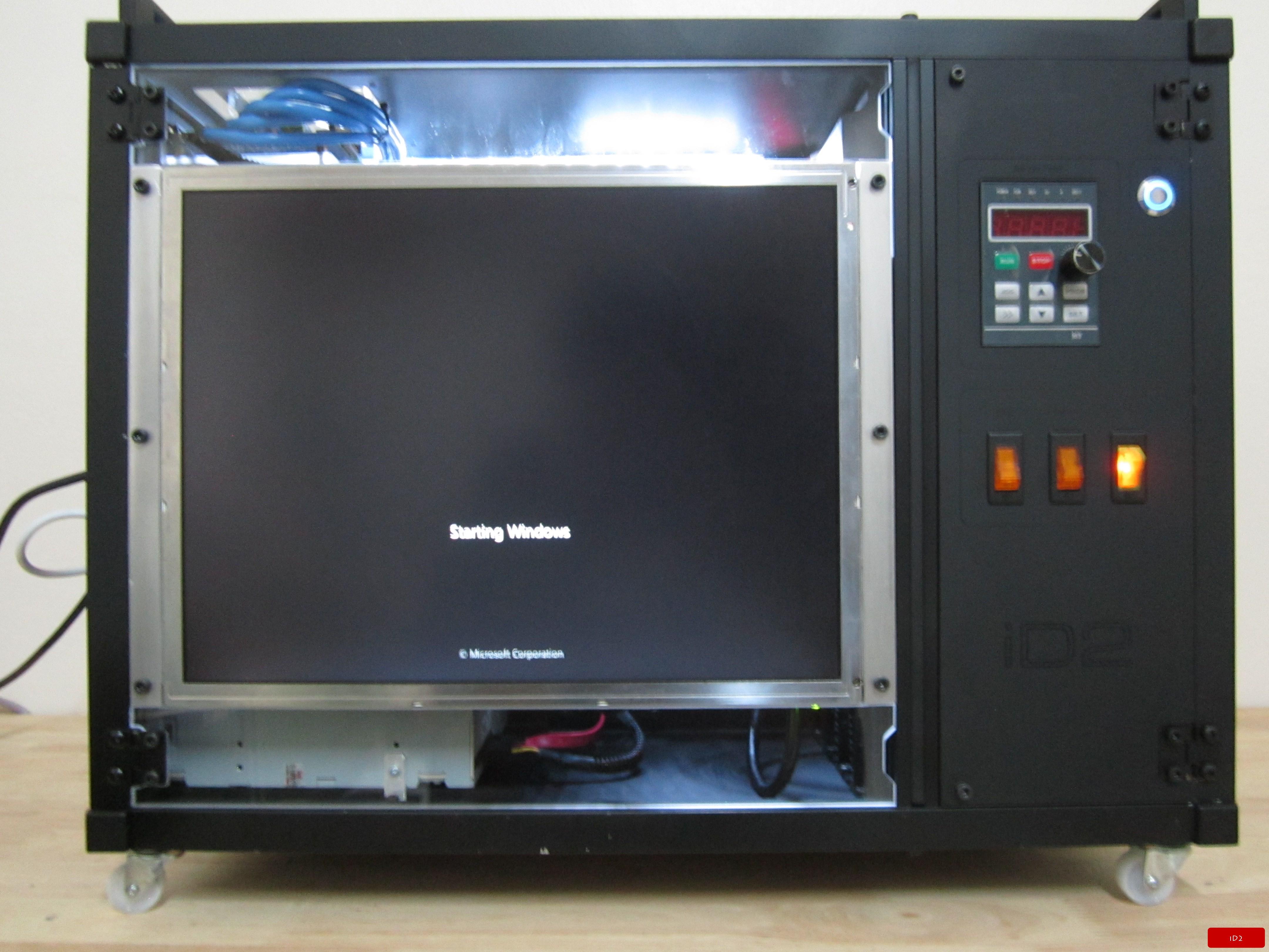 machine controler