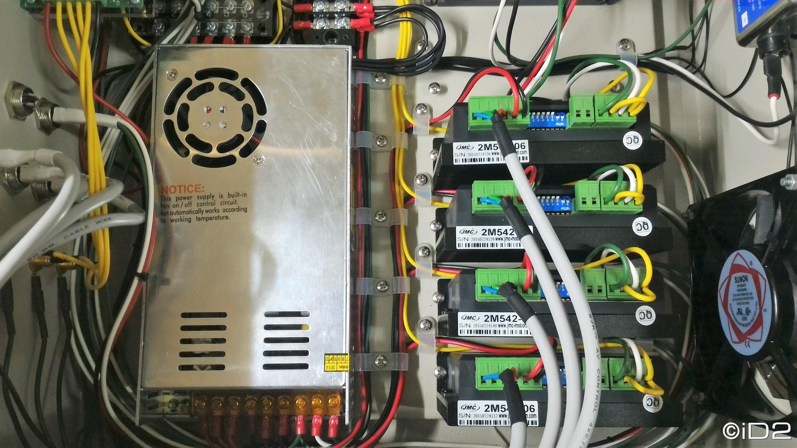Cnc Controller Box V10 Part Iv Id2cnc